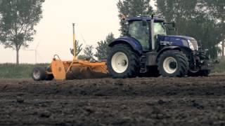 Precyzyjne rolnictwo PLM: Wyświetlacz FlexCommand-7