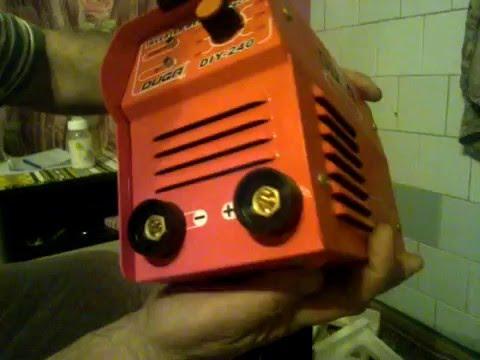 Дуга сварочный аппарат видео стабилизатор напряжения купить в вао