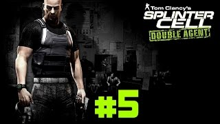 SPLINTER CELL DOUBLE AGENT - Laivo Sprogdinimas [5]