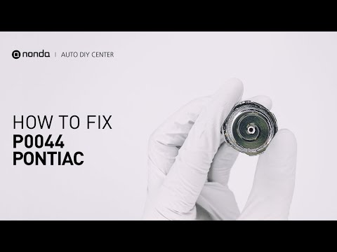 How to Fix PONTIAC P0044 Engine Code in 2 Minutes [1 DIY Method / Only $19.66]