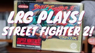 Liverpool Retro Gamer PLAYS! #1 -  Street Fighter 2!