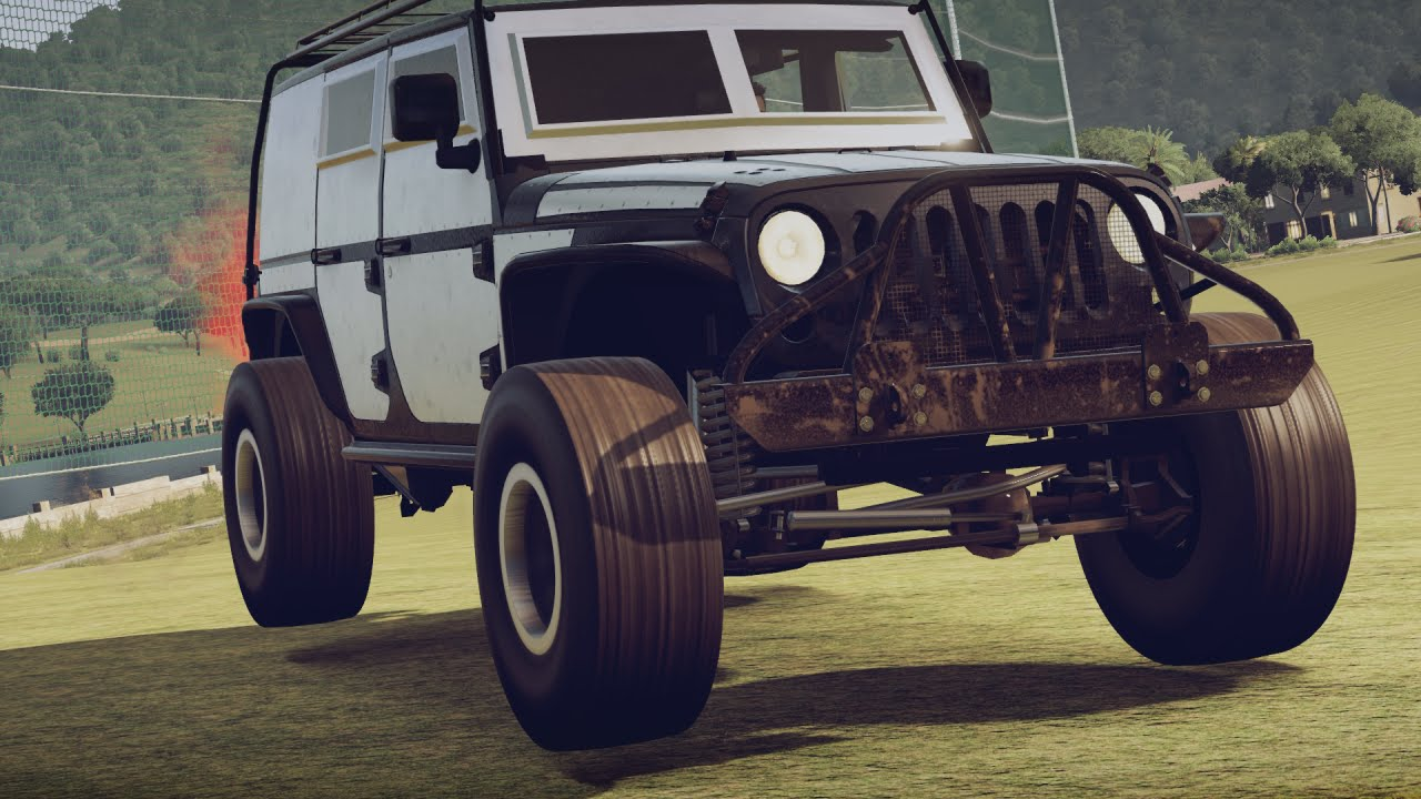 fast furious jeep wrangler gameplay forza horizon 2. Black Bedroom Furniture Sets. Home Design Ideas