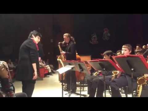 Cherry Hill High School East Jazz Band -