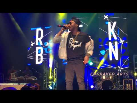 REEKADO BANKS LIVE PERFORMANCE One Africa fest Houston