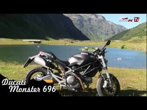 Ducati Monster 696 - High Bike Ischgl