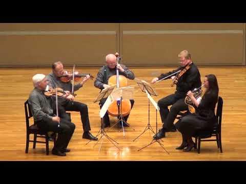 Mozart : Horn Quintet in E-Flat Major, K407(386c) Kusatsu Academy