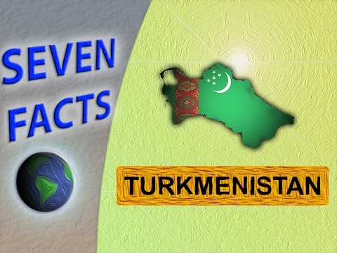 7 Facts about Turkmenistan