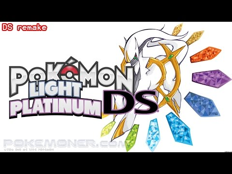 NDS] Pokemon Light Platinum Nds - Pokemoner com
