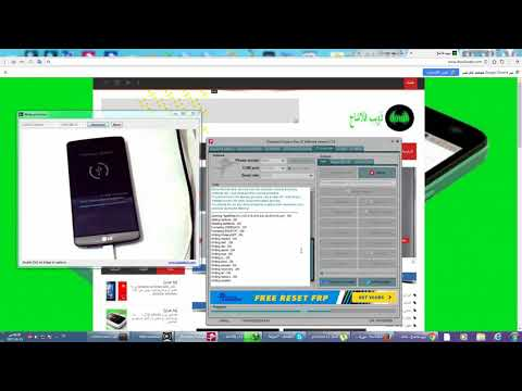 How To flash LG Smart Phone By Octopus Box LG Tools | LG H960 Flash