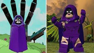 Raven - DC Comics Vs. Teen Titans Go! (LEGO Videogames)