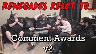 Renegades React to... Comment Awards v2