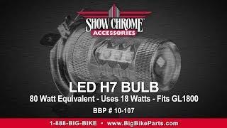 led h7 bulb for honda goldwing gl1800