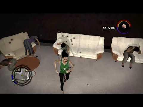 Guap Demon Saints Row 2 Gameplay |