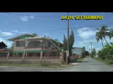 BATH  SETTLEMENT- West Coast Berbice.Guyana.