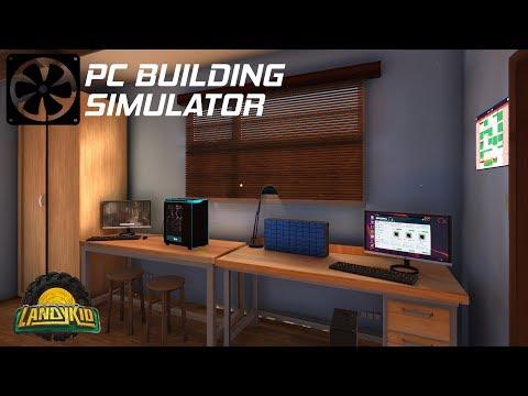 PC building simulator   finishing my nemesis job