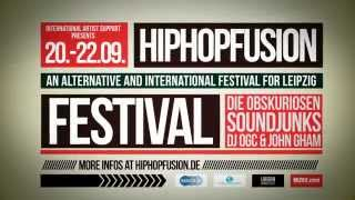 Hip Hop Fusion Festival - Intro 2013