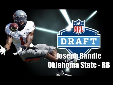 Joseph Randle - 2013 NFL Draft Profile