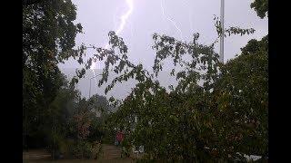 Thunder & Lightning 2018-07-28 In Sweden