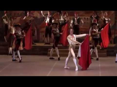 Andrey Merkuriev & Anna Leonova - Toreador Scene Don Quixote Act I