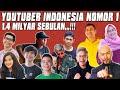- YOUTUBER INDONESIA PENGHASILAN TERTINGGI - YOUTUBER DENGAN VIEW TERBANYAK
