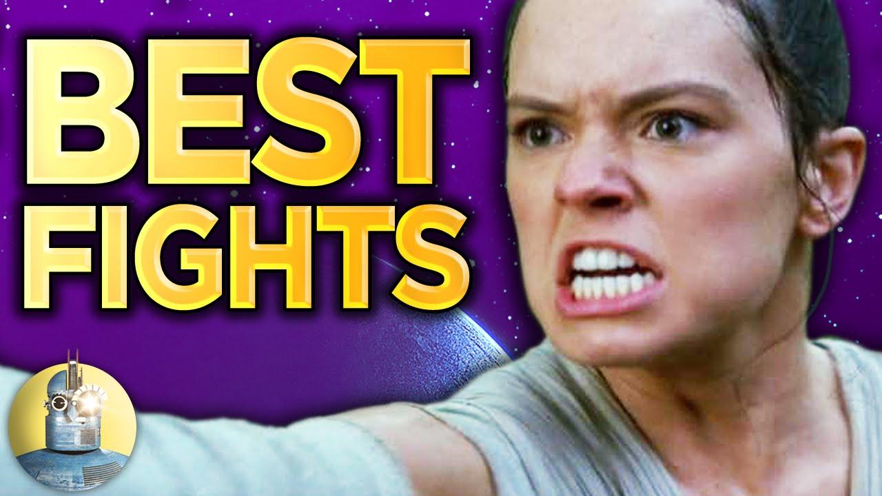 6 Best Star Wars Fights (@Cinematica)