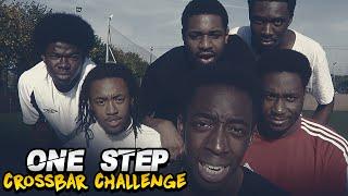 ONE STEP CROSSBAR CHALLENGE!!!