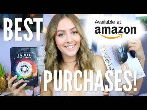 What To Buy On Amazon!!