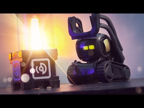 Anki Vector - A Robot's for Life, Not Just for Christmas 🤖