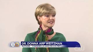 ⭐️Donna Arp Weitzman LIVE on national television