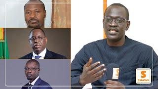 Sonko, Macky, 3è mandat, élections et l'activisme au Sénégal, A. B. Mboup à cœur vaillant