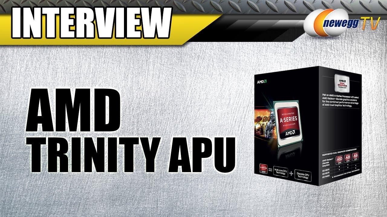 AMD A4-5300 Trinity Dual-Core 3 4GHz (3 6GHz Turbo) Socket FM2 65W  AD5300OKHJBOX Desktop APU (CPU + GPU) with DirectX 11 Graphic AMD Radeon HD  7480D -