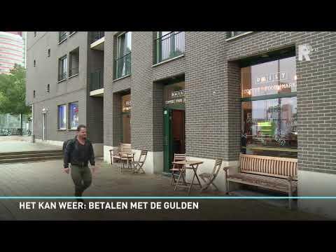 Het kan weer: Betalen met de Gulden coffee bar Rotterdam