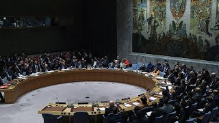 The UN Security Council rejects competing resolutions on Venezuela The UN Security Council has rejected competing resolutions on Venezuela. Sponsored by the United States, one version supports opposition leader Juan ..., From YouTubeVideos