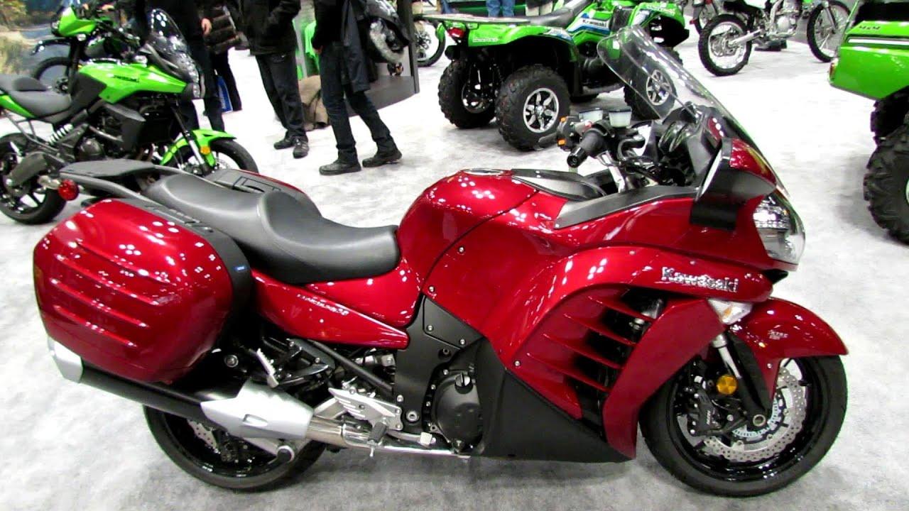 Kawasaki Concours Colors