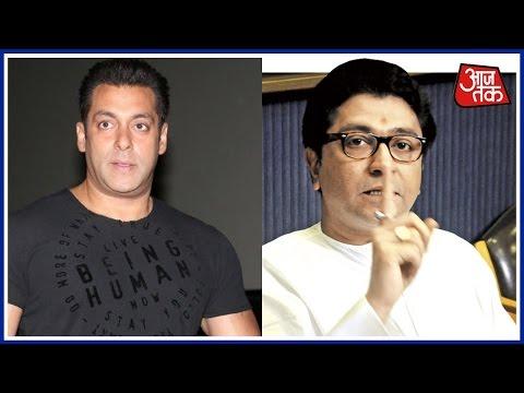 If Salman Khan Loves Pakistani Artists, He Should Migrate There: Shiv Sena & MNS