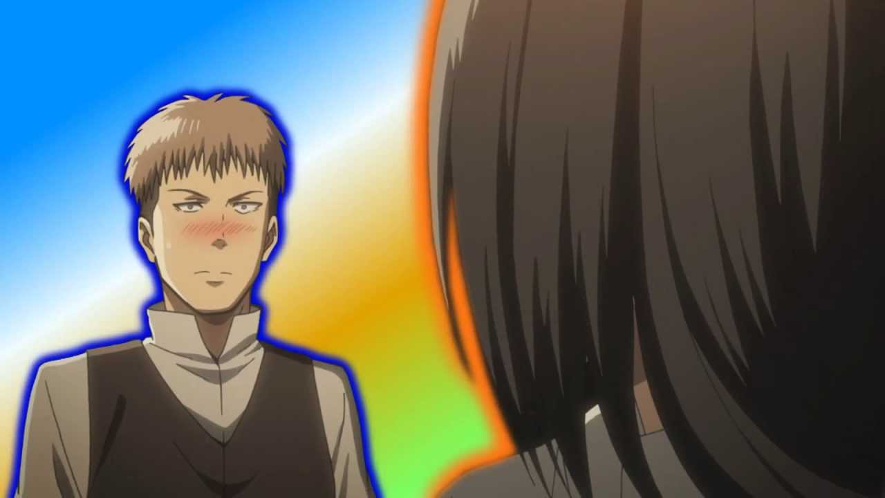 Jean x Mikasa x Eren - Shingeki no Kyojin [Someone else's angel]