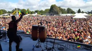 ONE LOVE NZ 2016 - DJ Hemz On Stage Footage