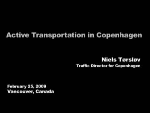 Active Transportation in Copenhagen