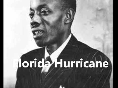 "James Burke ""St. Louis Jimmy"" Oden-Florida Hurricane"