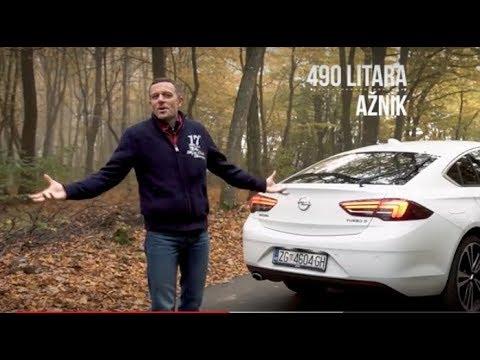 Opel Insignia Grand Sport - testirao Juraj Šebalj