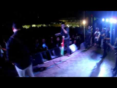 PALESTINA LIVE AT METALHEAD RESPECT SOLIDARITY FOR PALESTINE 2017