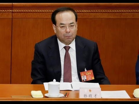 China's Chongqing renews a ttacks on former disgraced leaders