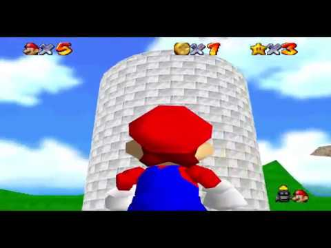 Super Mario 74 Part 1 Game Over? Oh really?