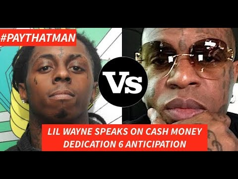 LIL WAYNE Dropping Dedication 6: Watch This Interview Telling TRUTH on Cash Money #D6ANTICIPATION