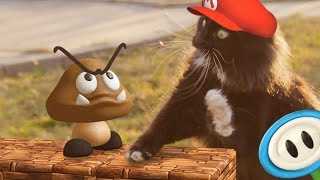 Repeat youtube video Super Mario Cat