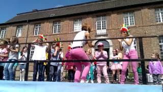 Tim Toupet rockte den Super Kids Day in Erkelenz