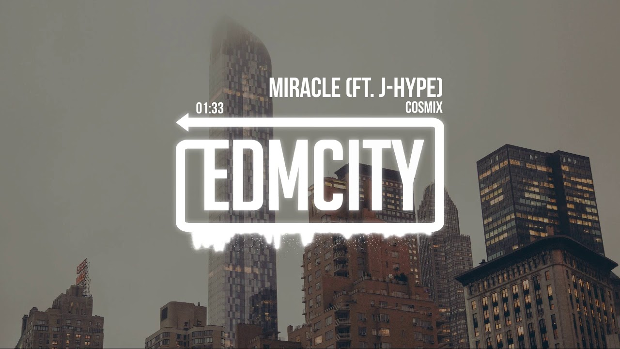 COSMIX - Miracle (Ft. J-Hype) [EDM City Release]