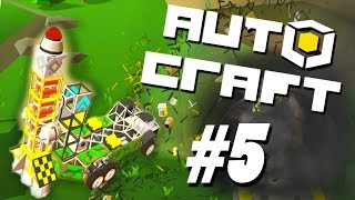 NUCLEAR BOMBS! | Autocraft (Sandbox) #5