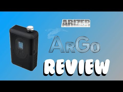 Arizer ArGo Review: 😉