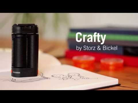 Crafty Vaporizer (by Storz and Bickel) | VapoShop